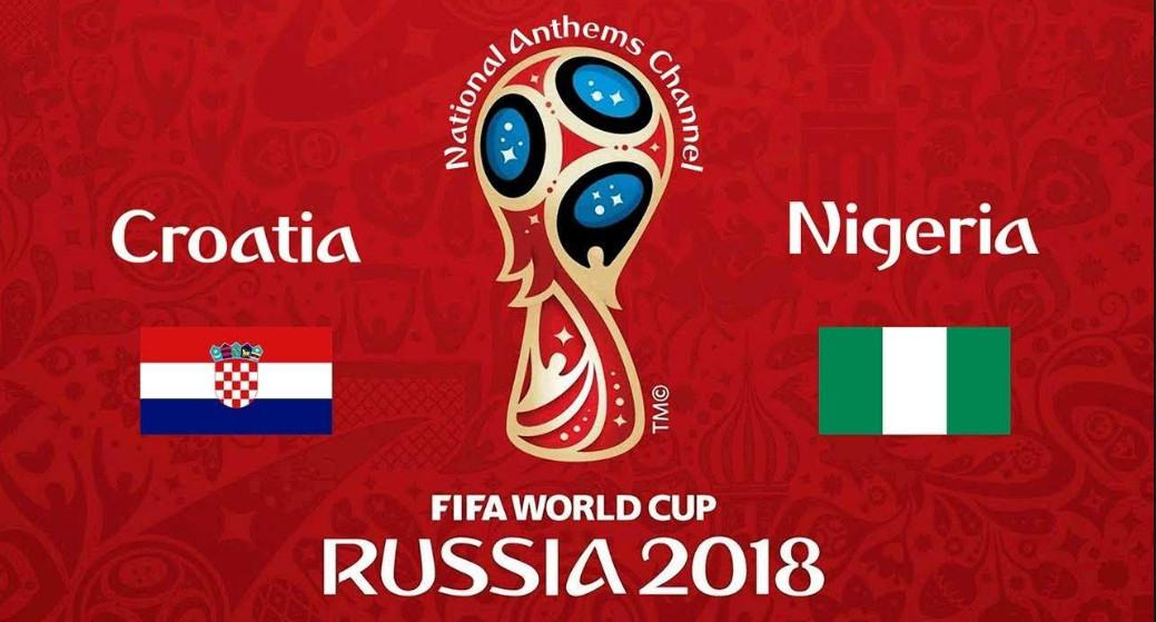 Soi kèo Croatia-Nigeria World Cup 2018