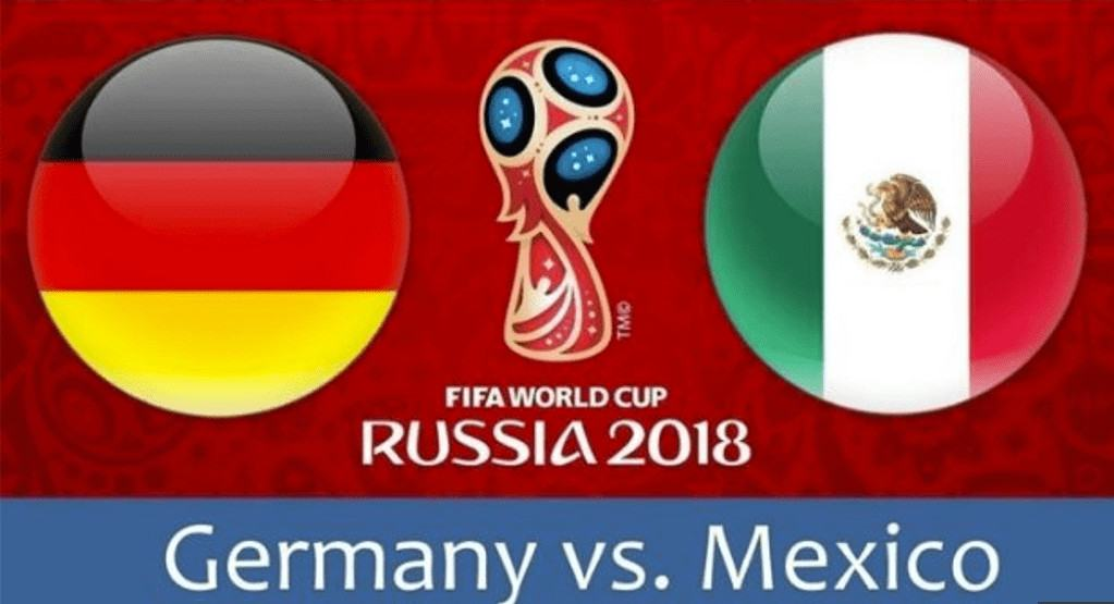 Soi kèo Đức-Mexico World Cup 2018