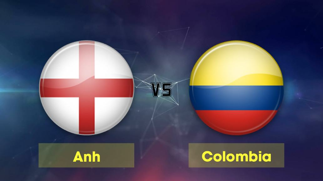 Soi kèo Anh-Colombia World Cup 2018